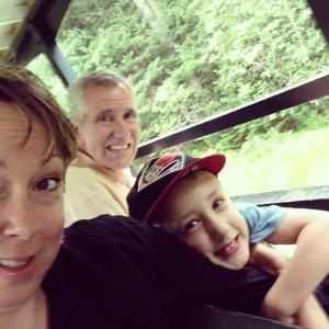 family train portrait 2013